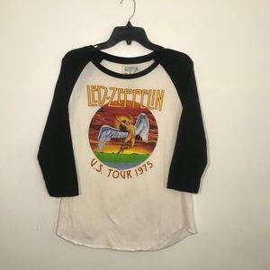 Led Zeppelin U.S Tour 1975 T-Shirt